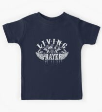 Living On a Prayer Kids Clothes