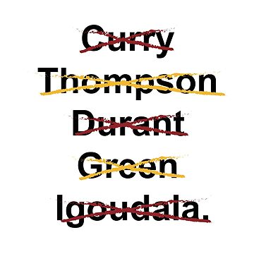 "Cleveland Cavaliers 2017-18 ""Revenge"" Shirt by ckgoat3"