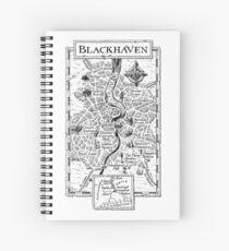Fighting Fantasy - Blackhaven Spiral Notebook