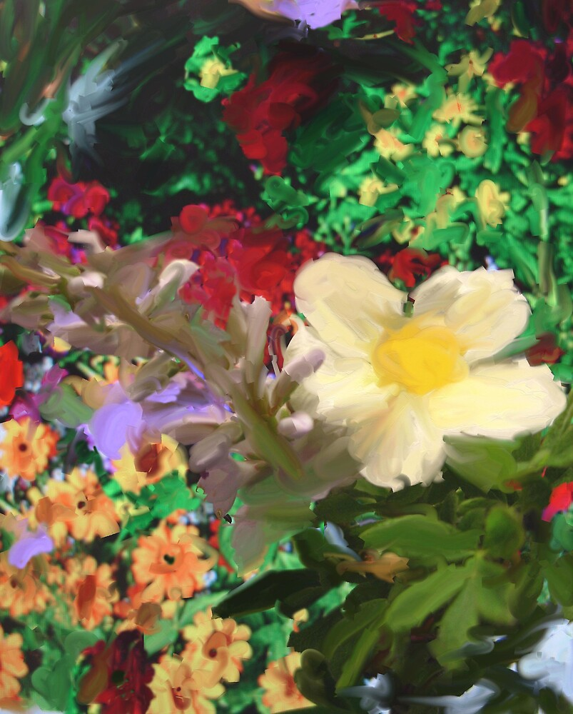 Monet's Gardens by Alan Findlater