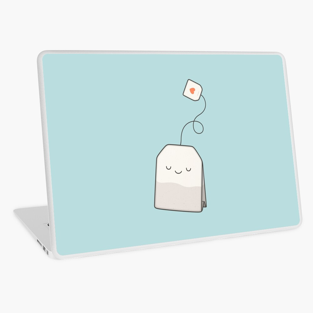 Tea time Laptop Skin