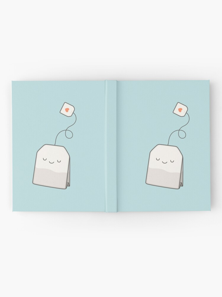 Alternate view of Tea time Hardcover Journal