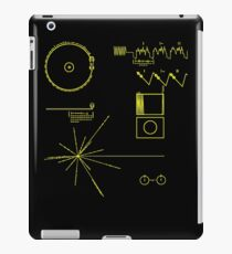 NASA Voyager Tshirts ,Golden Record shirt, Science tee iPad Case/Skin