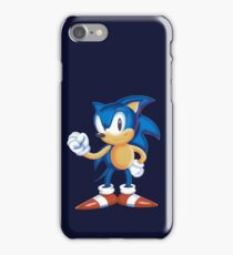 Sonic Mania Western Style! iPhone Case/Skin