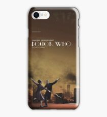City of Cybermen - Doctor Who/La La Land Parody Poster iPhone Case/Skin