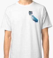 California Coastal Silhouette Classic T-Shirt
