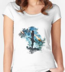 Mass Effect Women's Fitted Scoop T-Shirt