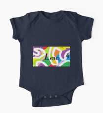 Lena -original artwork to personalize your gift Kids Clothes