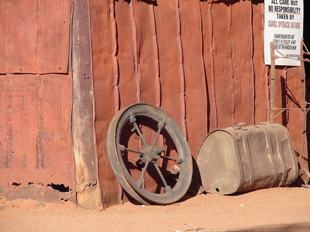 barn by redstone