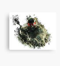 Crysis Canvas Print