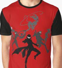 Phantom Thieves- Persona 5 Graphic T-Shirt