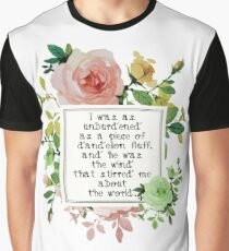 A court of thorns and roses. Sarah j. Mass Graphic T-Shirt