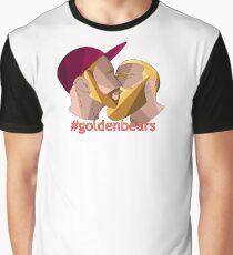 #goldenbears Graphic T-Shirt