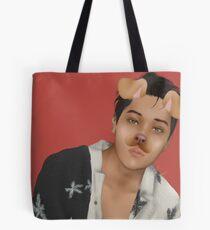 puppy nini Tote Bag