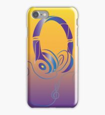 Sunset Sounds iPhone Case/Skin