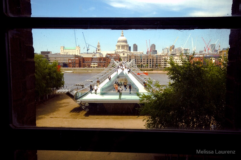View from the Tate by Melissa Lawrenz