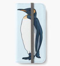 King Penguin iPhone Wallet/Case/Skin