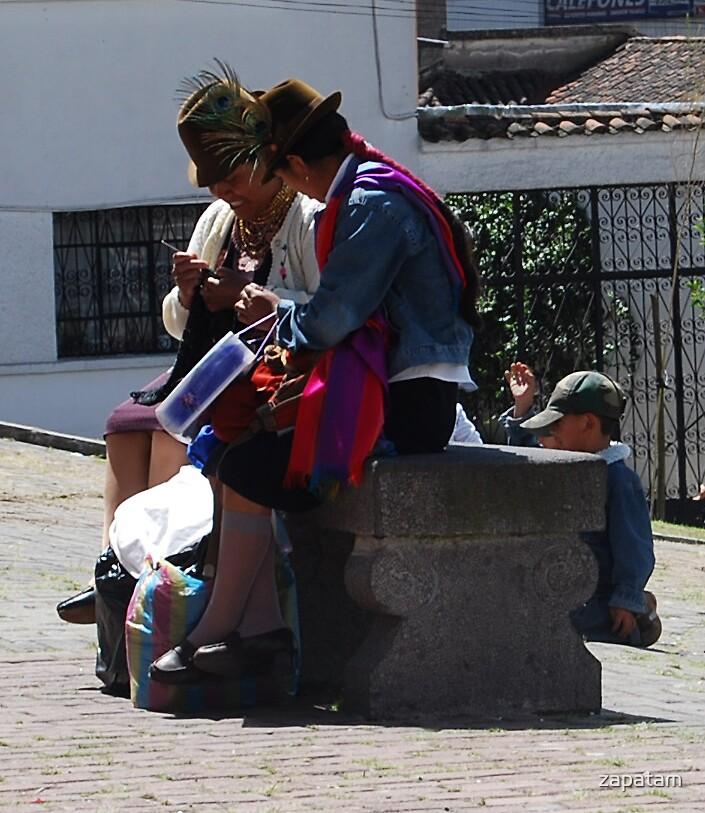 Indiesitas en Quito, Ecuador 2008 by zapatam