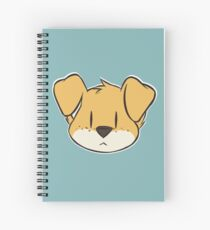 Weekend Joel Face Spiral Notebook