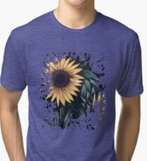 Sunflower Life Tri-blend T-Shirt
