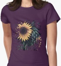 Sunflower Life Womens Fitted T-Shirt