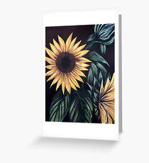 Sunflower Life Greeting Card