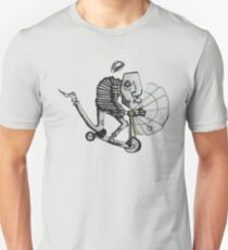 Nice wheels man. Unisex T-Shirt