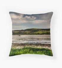 River Clyde Throw Pillow