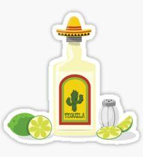 Tequila Sticker
