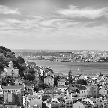 Lisbon Portugal by BackpackPhoto