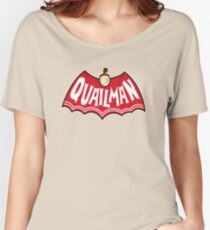 Quailman Women's Relaxed Fit T-Shirt
