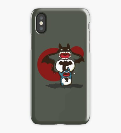 Bataro iPhone Case