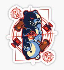King of Despair Sticker
