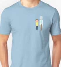 A Boy And His Scientist T-Shirt