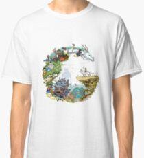 Ghibli Tribute Classic T-Shirt