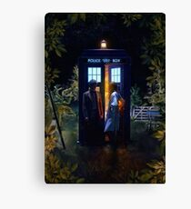 Come With Me. Canvas Print
