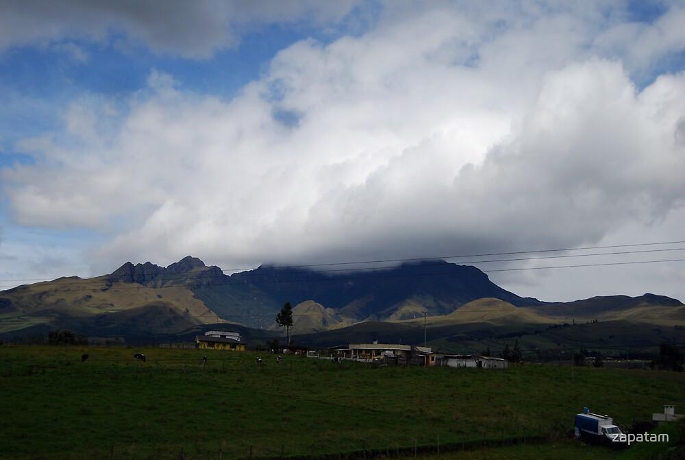 Tunguragua, Ecuador 2008 by zapatam