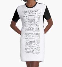 Procrastinate your way to creativity Graphic T-Shirt Dress
