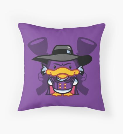 Hello Drakie Throw Pillow