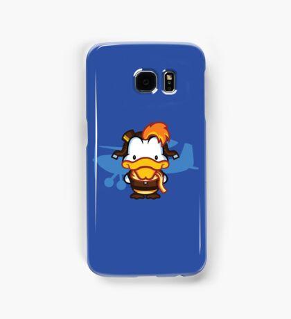 Hello Mcquackie Samsung Galaxy Case/Skin