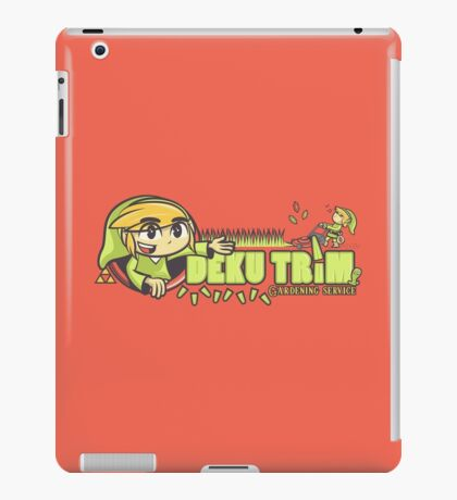 Deku Trim iPad Case/Skin