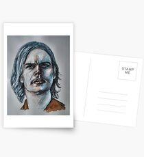 Matthew Gray Gubler-Featured in Painters Universe Group Postcards