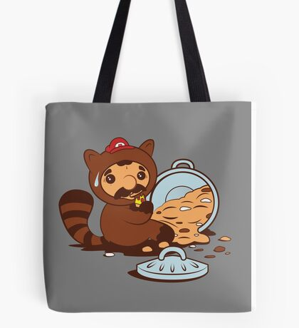 The Tanooki truth Tote Bag