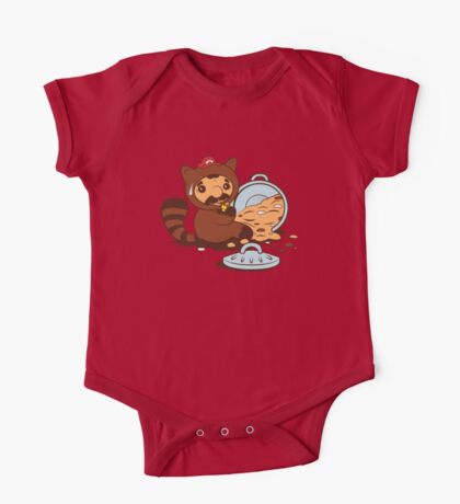 The Tanooki truth Kids Clothes