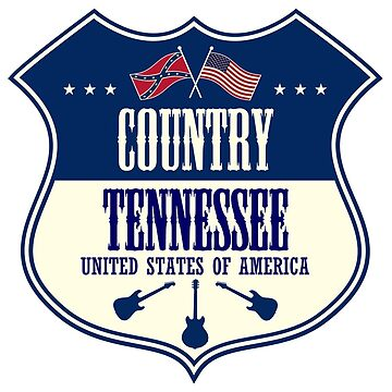 Enjoy The Country Music Tennessee  by maliderkel
