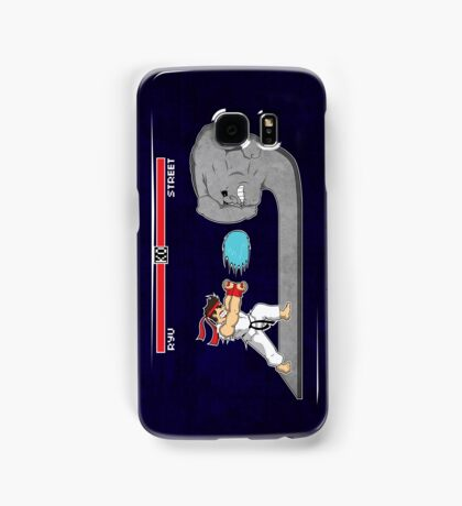 Fighter Of Streets Samsung Galaxy Case/Skin