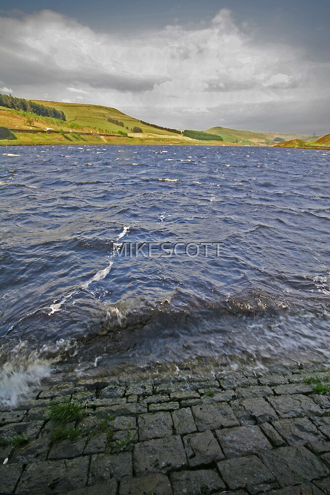 WOOD HEAD RESERVOIR by MIKESCOTT
