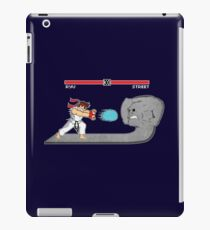 Fighter Of Streets iPad Case/Skin