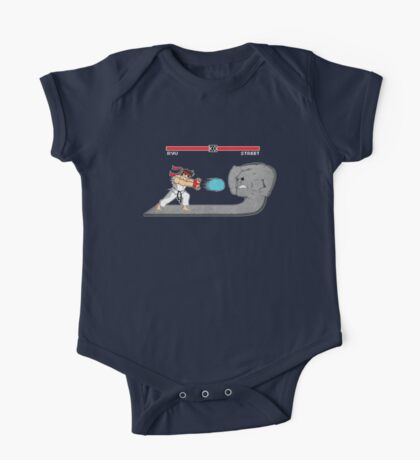 Fighter Of Streets Kids Clothes