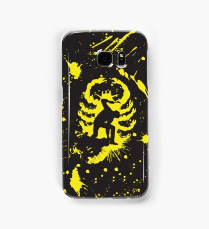 My hands are dirty Samsung Galaxy Case/Skin